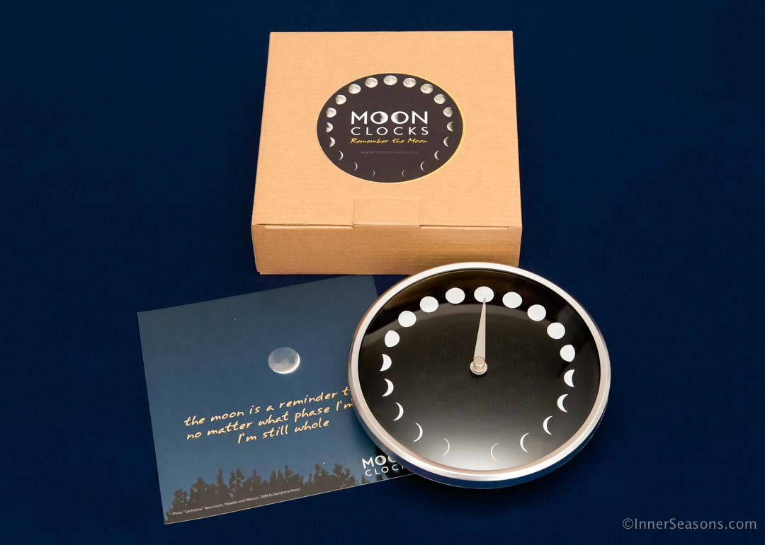 Moon Phase Clock
